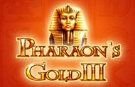 Pharaohs Gold III відіграти бонуси